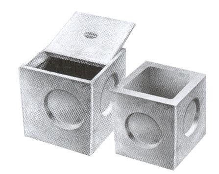 Pozzetto cemento 60×60 prezzo