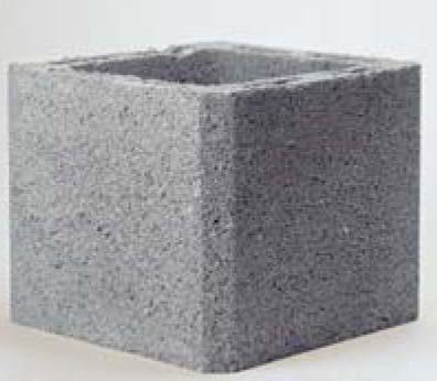 Elementi per canna fumaria cemento